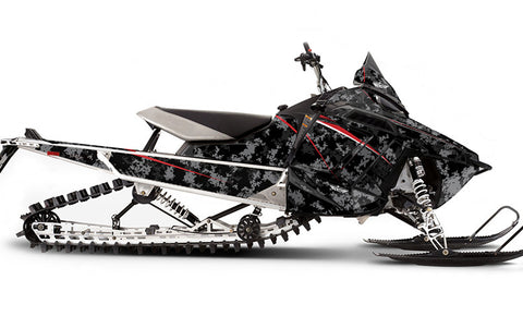 Digi Camo Sled Wraps - SCS Unlimited