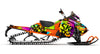 Doo Roller REV-XM Sled Wrap Decal
