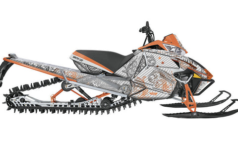 Easy Rider  Arctic Cat Pro Climb Sled Wraps