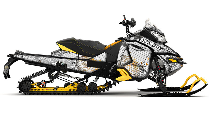 Easy Rider Sled Wraps - SCS Unlimited