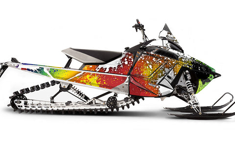Elements PRO-RMK Sled Wraps Decals