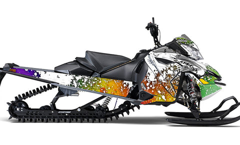 Elements LYNX REX2 Sled Wraps
