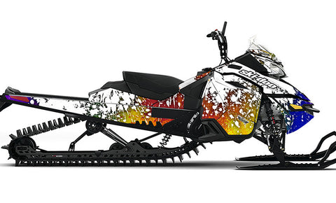 Elements Ski-Doo REV-XM Sled Wrap - SCS Unlimited