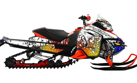Elements Sled Wraps - SCS Unlimited