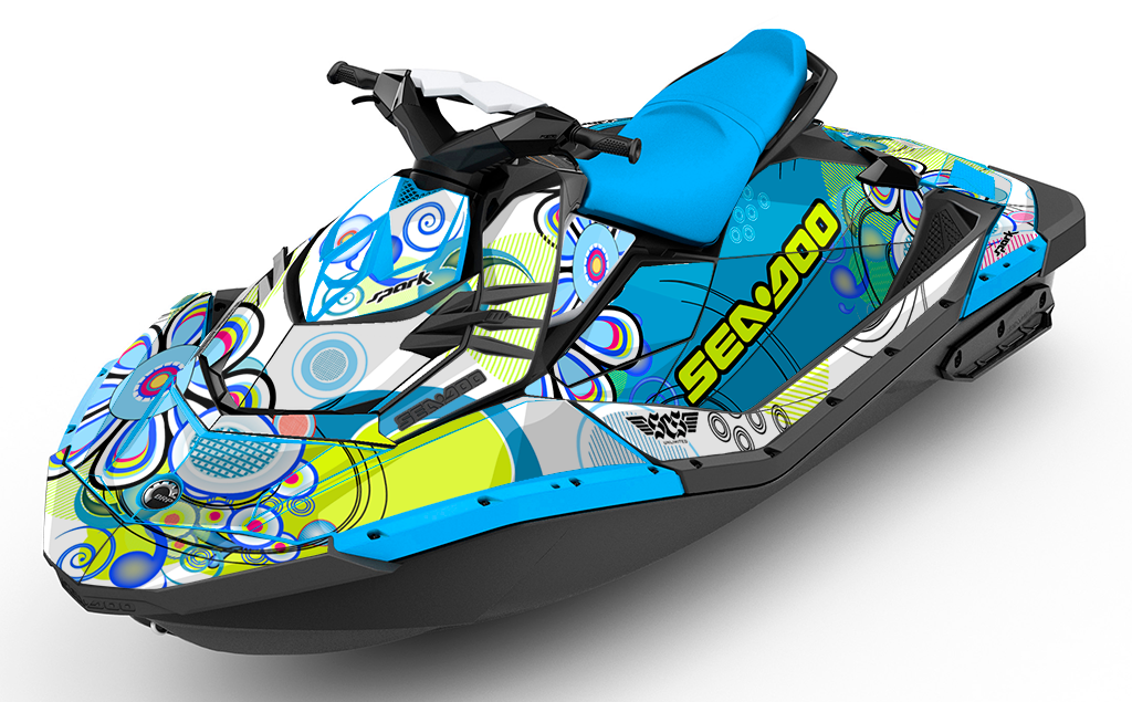 Farout Sea-Doo Spark - SCS Unlimited