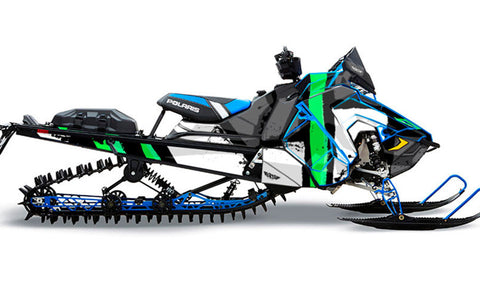 Fetty | Polaris AXYS Snowmobile Sled Wraps & Graphics