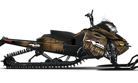 HMK Timbers REV-XM Sled Wrap Decal