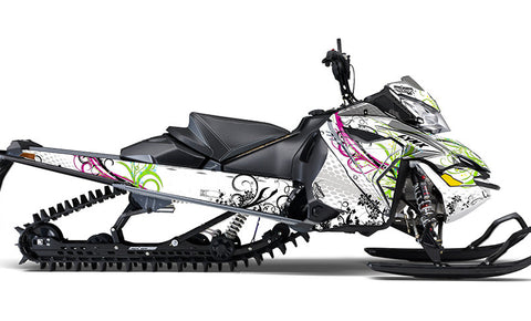 Honey Doo LYNX REX2 Sled Wraps