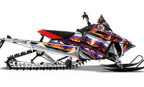 IND Sled Wraps - SCS Unlimited