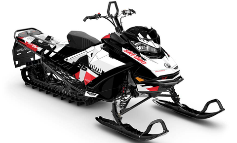 Indy Ski-Doo Gen4 Sled Wrap - SCS Unlimited