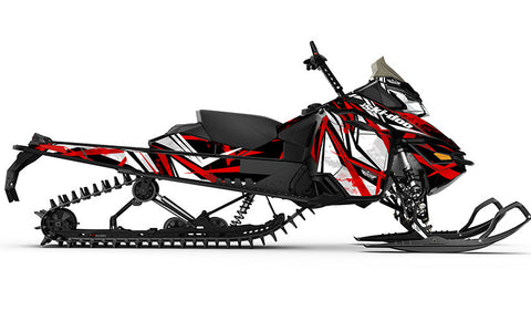 Katana REV-XM Sled Wrap Decal