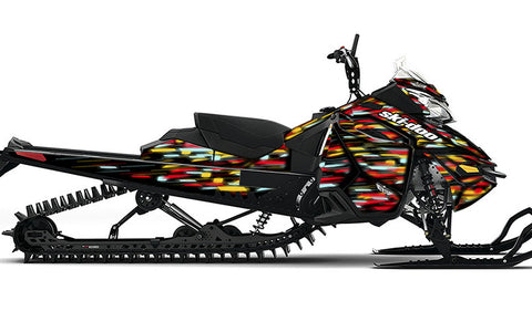 Lightwave REV-XM Sled Wrap Decal