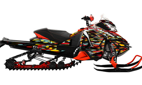 Lightwave REV-XS Sled Wrap Decal