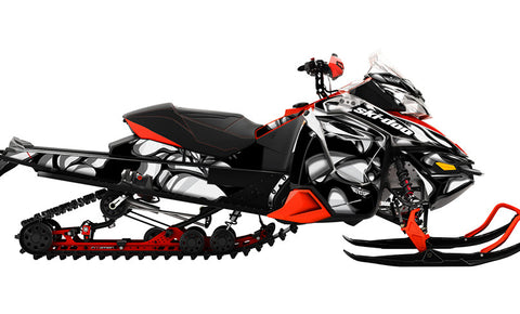 Malleable Skin REV-XS Sled Wrap Decal