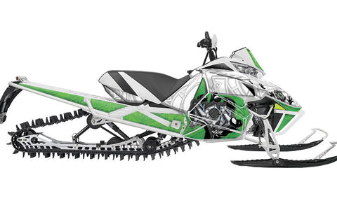 Man Down  Arctic Cat Pro Climb Sled Wraps