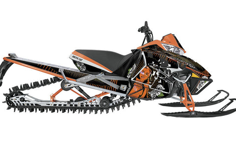 Muse  Arctic Cat Pro Climb Sled Wraps