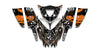 Muse Arctic Cat M-Series Crossfire Sled Wraps