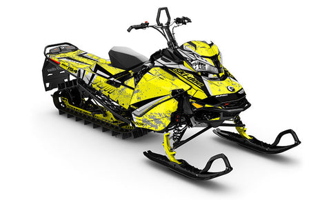 Nimble Ski-Doo Gen4 Sled Wrap - SCS Unlimited