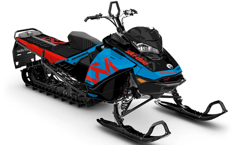 Nixis Ski-Doo Gen4 Sled Wrap - SCS Unlimited
