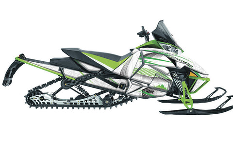 Off the Grid  Arctic Cat Pro Climb Sled Wraps
