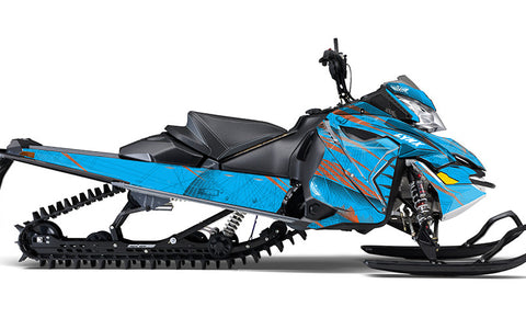 Off the Grid LYNX REX2 Sled Wraps