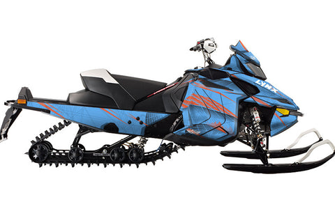 Off the Grid LYNX REX Sled Wraps