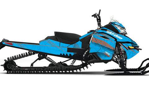 Off the Grid REV-XM Sled Wrap Decal