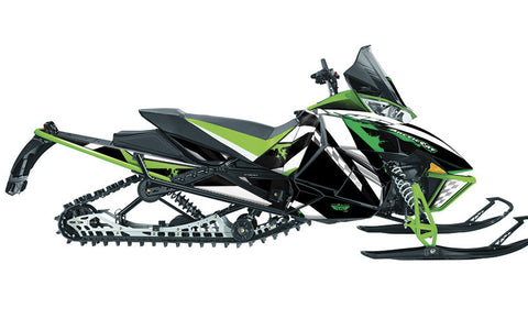 One  Arctic Cat Pro Climb Sled Wraps