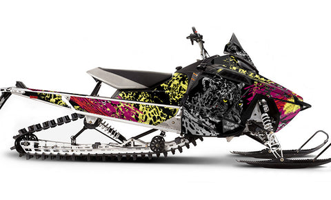 On the Prowl PRO-RMK Sled Wraps Decals