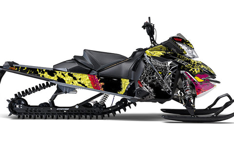 On the Prowl LYNX REX2 Sled Wraps