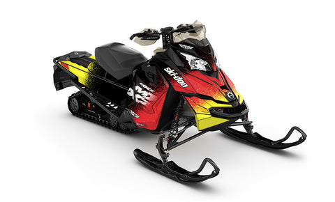 Overspray REV-XS Sled Wrap Decal