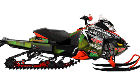 Joe Parsons REV-XS Sled Wrap Decal