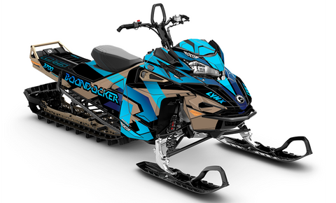 Pinned sled wraps - SCS Unlimited
