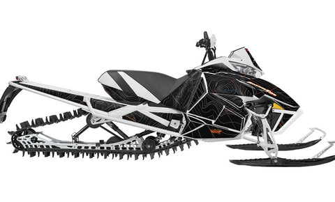 Playground  Arctic Cat Pro Climb Sled Wraps