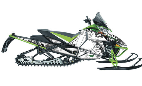 Psycho Analysis  Arctic Cat Pro Climb Sled Wraps