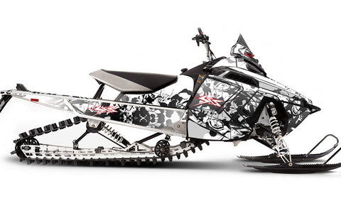 Psycho Analysis PRO-RMK Sled Wraps Decals
