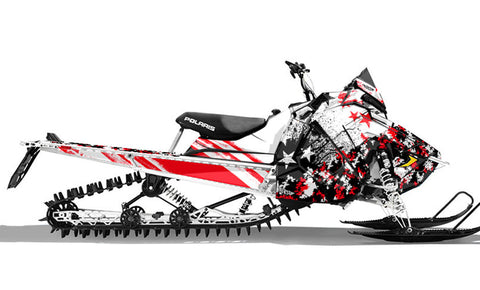 Revert | Polaris AXYS Snowmobile Sled Wraps & Graphics