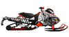 Rise Above REV-XS Sled Wrap Decal