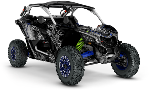 Maverick X3   Only Can-Am Endorsed Graphics - SCS Unlimited