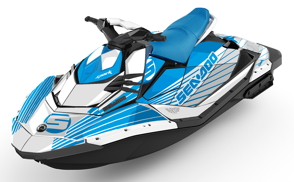 SCS Unlimited // Only Licensed Ski-Doo Sea-Doo Can-Am Wraps