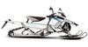 Snow Camo PRO-RMK Sled Wraps Decals