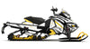 Snow Camo REV-XS Sled Wrap Decal