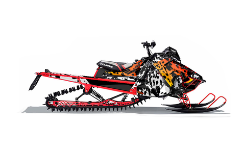 Snowcat Polaris AXYS Sled Wrap - SCS Unlimited