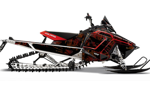 Special Ops PRO-RMK Sled Wraps Decals