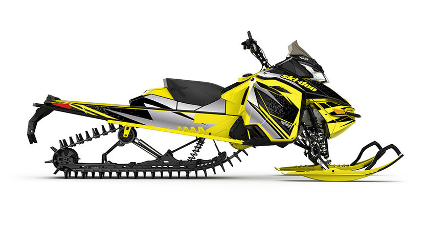 Stinger REV-XM Sled Wrap Decal