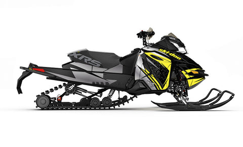 Stinger REV-XS Sled Wrap Decal