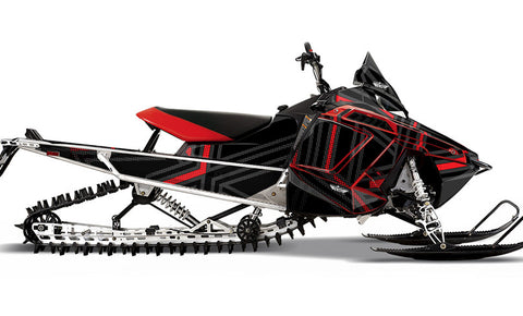 Swerve PRO-RMK Sled Wraps Decals