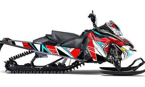Transformer LYNX REX2 Sled Wraps