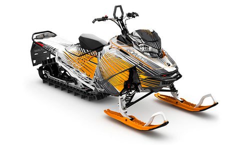 Transition Ski-Doo Gen4 Sled Wrap - SCS Unlimited
