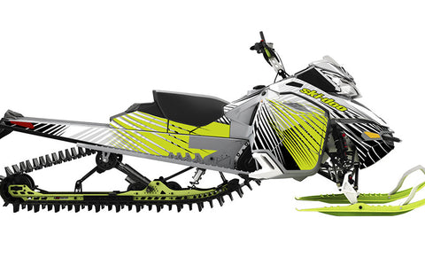 Transition REV-XM Sled Wrap Decal